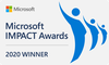 "<p>Recognized for our work in the commercial space for two consecutive years (<a href=""https://adastracorp.com/discover/newsroom/adastra-recognized-winner-2020-microsoft-canada-commercial-impact-award/"" target=""_blank"">2019 and 2020</a>)</p>"